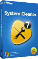 Click to view System Cleaner 7.7.40.800 screenshot