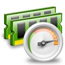 performance optimization software icon